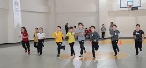 Geleceğin sporcularının seçileceği proje Samsun'da başladı Samsun'da öğrencilerin spor yetenekleri keşfedilecek