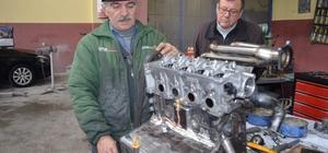 1978 yılında LPG'yi ilk kez otomobilde denemişti şimdide motor tasarladı Tasarlanan yerli ve milli motor yüzde 70'e kadar yakıt tasarrufu sağlayacağı iddia ediliyor Motorlar Tekirdağ Sanayi ve Teknoloji İl Müdürlüğü tarafından incelendi