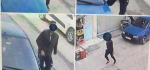 Para ve altın çalan şüpheli uyuşturucudan tutuklandı