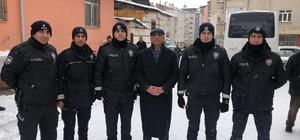 """Milletvekili Erol:""""Polislerimiz canı gönülden emek veriyor"""""""