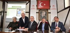 Tarım ve Orman Bakanlığından Kastamonulu çiftçilere 21 milyon TL hibe Tarım İl Müdürlüğü'nde 137 proje sahibiyle hibe sözleşme imzalandı