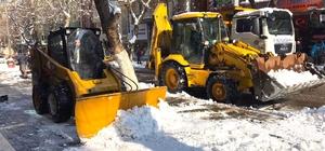 Malatya'da kardan kapanan 450 mahallenin yolu açıldı