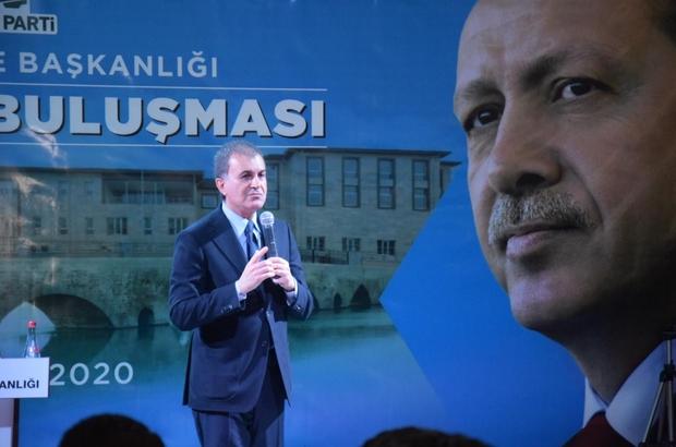 """Ömer Çelik: """"O emekli generalin yaptığı açıklamayla Kılıçdaroğlu'nun yaptığı açıklamaların tesadüf olduğunu düşünmeyin"""""""