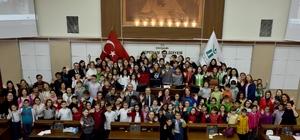 Eko-Okullar Çevre Çocuk Meclisi'nde yeni dönem