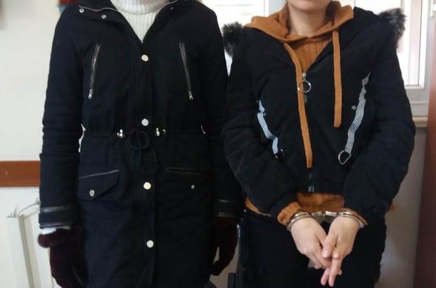Manisa'da hırsızlık yaptılar, Denizli'de yakalandılar Evden hırsızlık yapan 2 kişi yakalandı