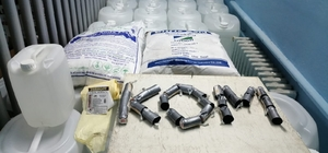 Tekirdağ'da 2 bin 105 litre sahte etil alkol ele geçirildi