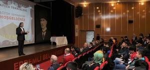 Erdemli Belediyesi'nden 'Başarı için hafıza geliştirme' eğitimi