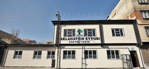 Selahattin Eyyubi Sosyal Tesisi yenilendi Tesisin yeni hali, mahalle sakinlerini memnun etti