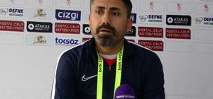 """Hatayspor - Akhisarspor maçının ardından Toysal: """"Mağlubiyetten ders çıkartıp, önümüze bakacağız"""" Vural: """"Bizim için 3 puandan öte, çok şey kazandıran bir maç oldu"""""""