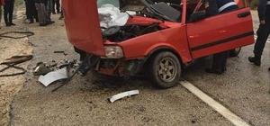 Antalya'da üç trafik kazasında 1 kişi öldü, 10 kişi yaralandı Finike ve Kumluca ilçelerinde meydana gelen 2 trafik kazasında 9 kişi yaralandı Takla atan bir otomobilde ise 'parası olan değil hastası olan biner' yazısı dikkat çekti