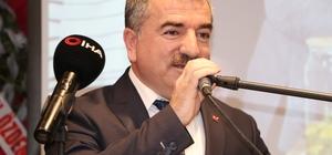 Başkan Özdemir yatırımcıyı fabrika ve otel yatırımına davet etti