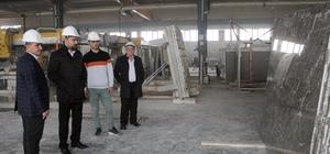 (Özel haber) Kastamonu mermerine Uzak Doğu ilgisi Kastamonu'dan dünyanın 40 ülkesine mermer ihracatı