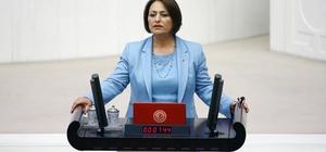 """Depreme karşı """"Fay Hattı Kanun Teklifi"""" CHP Adana Milletvekili Müzeyyen Şevkin, 'Türkiye Diri Fay Haritası'nın göz önüne alınarak yaşanan deprem felaketlerinin önlenmesi için TBMM'ye bir kanun teklifi sundu"""