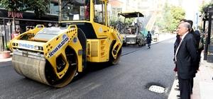 Seyhan'da yollara bakım onarım ve yenileme