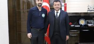 Başarılı sporcu Çarşamba Belediyespor'u dünya kupasında temsil edecek