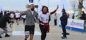 'Sevdiğine Koş' yarışmasına İzmir'de büyük ilgi