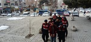 Eskişehir'de küçükbaş hayvan hırsızları tutuklandı JASAT Eskişehir'de hırsızlara göz açtırmıyor