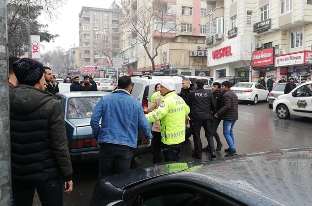 Kendini uyaran garsona saldırdı Kahramanmaraş'ta kendisini uyaran garsona saldıran kadın gözaltına alındı