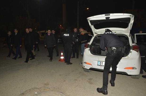 Polis huzur için gece-gündüz çalışıyor