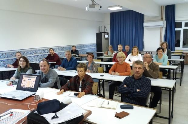 Silifke-Taşucu Meslek Yüksekokulu Ruslara Türkçe eğitim veriyor