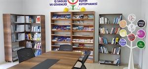 Aliağa'da İş Sağlığı ve Güvenliği Kütüphanesi açılıyor