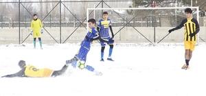 Kayseri Birinci Amatör Küme U-19 Ligi Kocasinan Şimşekspor-Erkiletspor: 4-1