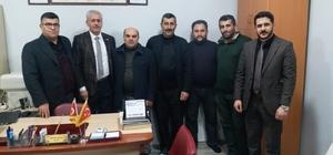 Diyanet-Sen Erzurum Şube Başkanlığı'ndan öğrencilere giysi yardımı