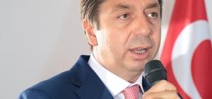 """AK Parti milletvekili Kendirli: """"2 milyon lira maliyetli içme suyu yapım işi Çiçekdağı ilçesi köylerine hayırlı olsun"""""""