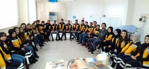İncesu MYO Öğrencileri İlk Yardım Eğitimi'ni 3 Boyutlu Sanal Ortamda Öğrenecek
