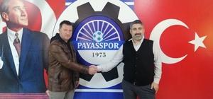 Payasspor'da teknik direktörlüğe Mehmet Seçkin getirildi