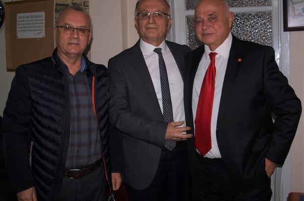 Türk Ocakları'nda yeni başkan Nuri Kaya oldu