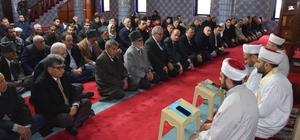 Şanlıurfa'da 17 Şubat şehitleri unutulmadı