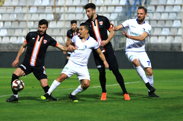 TFF 1. Lig: Adanaspor: 0 - BB Erzurumspor: 0