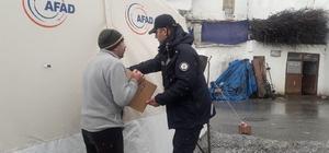 Deprem hasar tespit durumu Çevre Müdürlüğünden öğrenilecek