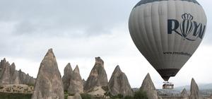 Türkiye'nin en çok ziyaret edilen yerlerinden Kapadokya'da 4 ören yeri bulunuyor