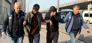 Fırınlardan çaldıkları paralarla sigara alan zanlılar tutuklandı