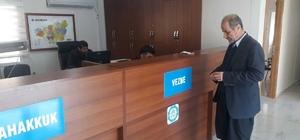 DİSKİ Eğil Müdürlüğü yeni yerinde hizmet vermeye başladı