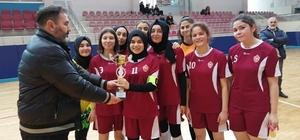 Okullar Arası Gençler Futsal İl Birinciliği Müsabakaları Tamamlandı