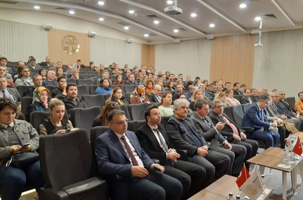 Bergama'da kalifiyeli eleman yetiştirilmesi için önemli hazırlık Bergama'da Batı Anadolu Serbest Bölge toplantısı