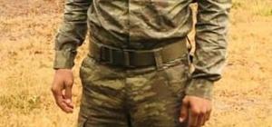 Terhisine 38 gün kala kayboldu Sincan'da askerlik yapan genç kayboldu