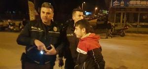 İzmir'de film sahnelerini aratmayan kovalamaca 'DUR' ihtarına uymadı, polis ekiplerini peşine taktı