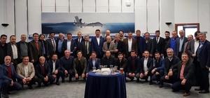 Düşünce ve Dayanışma Platformundan Ankara çıkartması Belediye başkanlarının da katıldığı programda Diyanet İşleri Başkanı ve Kültür Turizm Bakan Yardımcısı ziyaret edilerek TUSAŞ'ın projeleri yerinde incelendi