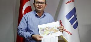 """İMO Konya Şubesi Başkanı Akın: """"Tüm meslektaşlarımı 23 Şubat'ta oy kullanmaya davet ediyorum"""""""