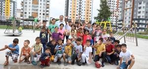 Gençler istedi, Başkan Palancıoğlu inşa ediyor