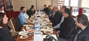 Yerel basının sorunlarını Sinop'ta masaya yatırıldı