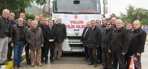 Çanakkale'den İdlib'e yardım eli