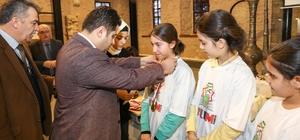 Meram'da çekişmeli geçen bilgi yarışmasında iki ortaokul birinciliği paylaştı