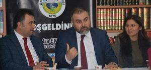 Başkan Erener vatandaşla çay sohbetlerinde buluşuyor