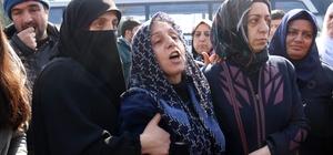 """Antalya'da dövülerek öldürülen sosyal medya fenomeni Diyarbakır'da defnedildi Acılı anne Sultan Kızılay: """"Ares için adelet istiyorum """""""