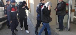 Antalya'da fuhuş operasyonu 8 aydır kaçak olan çete lideri şüphelisi yakalandı, 3 kadın kurtarıldı